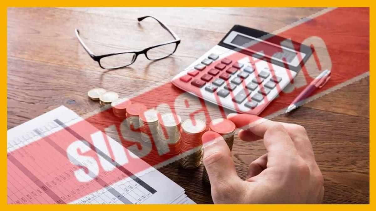 La suspensión contra contribuciones es inmediata, pero condicionada a la garantía del interés fiscal