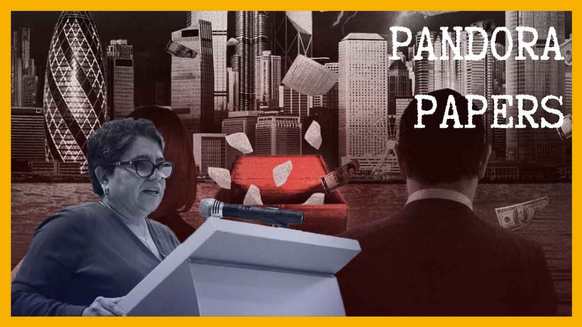 El SAT puede investigar a los mexicanos involucrados en Pandora Papers?